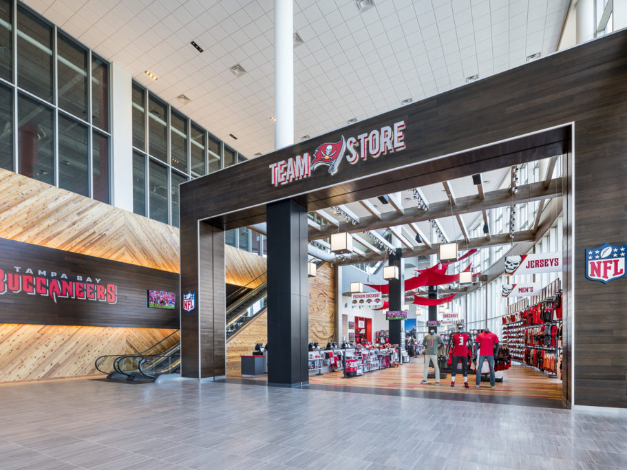 Tampa Bay Buccaneers Team Store